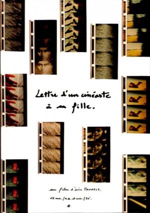 Lettre d'un cinéaste à sa fille
